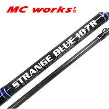 MC works STRANGE BLUE